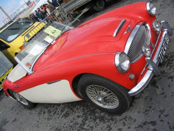 Austin-Healey 3000 MK II 1961