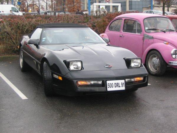 Chevrolet Corvette C4 1986