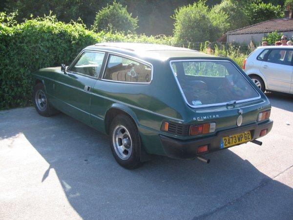 Reliant Scimitar GTE 1975