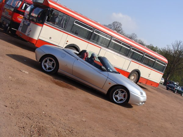 Alfa Romeo Spider 2003