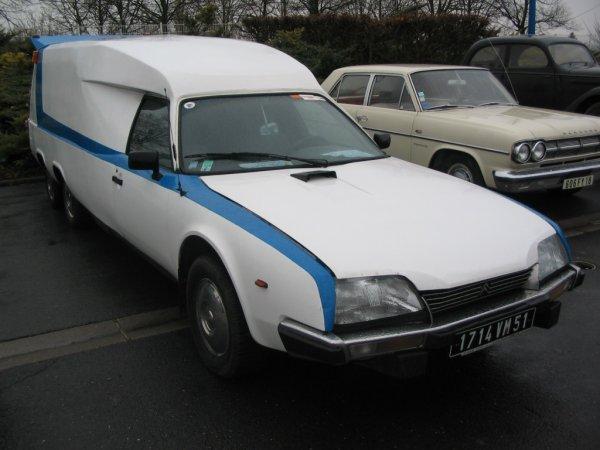 Citroën CX Tissier Bagagère 1981