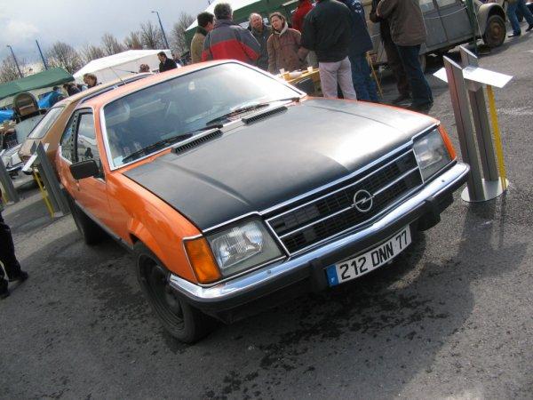 Opel Monza 1977