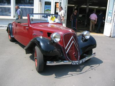 CITROEN TRACTION 11 B 1939