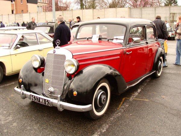 Mercedes 170 SB 1952