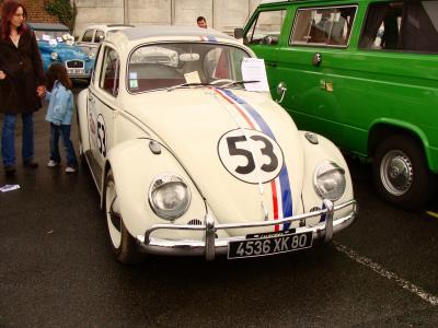 coccinelle volkswagen 1960