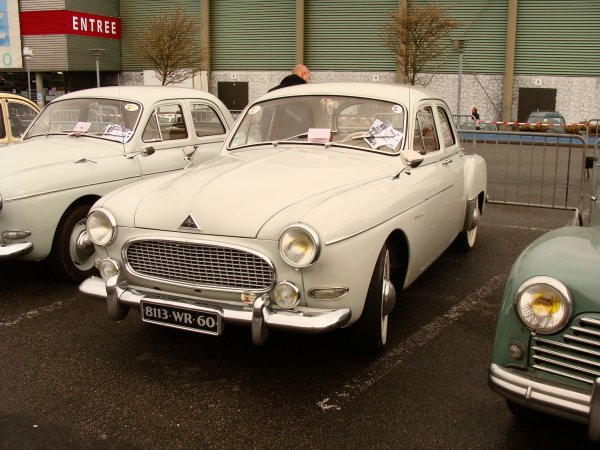 Renault Fregate 1958