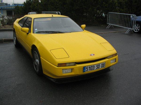 Venturi 260 APC 1990