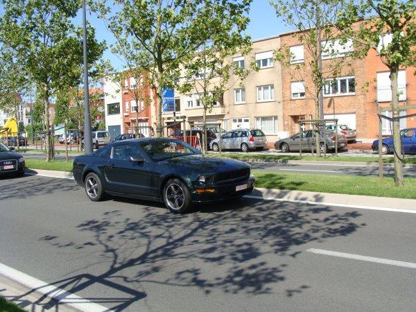 Ford Mustang Bullit 2008