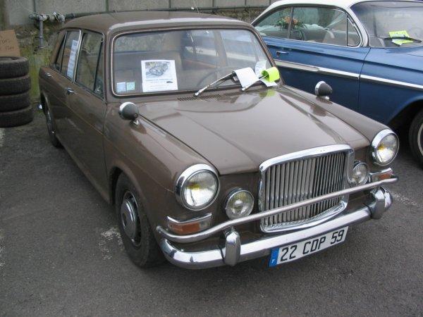 Vanden Plas 1300 MK I 1963
