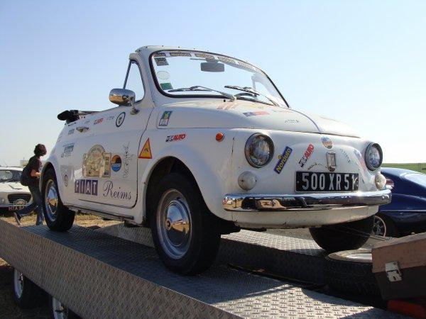 Fiat 500 L Cabriolet 1968