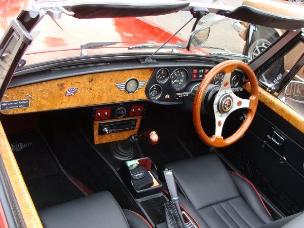 Panther Kallista V6 1983