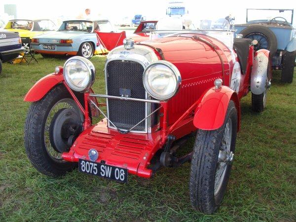 Lagonda Rapier Le Mans 1934
