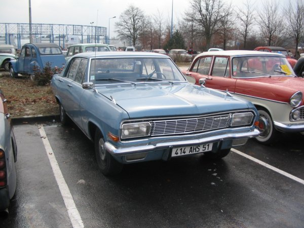 Opel Kapitan 1964