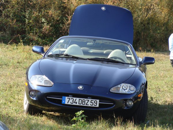 Jaguar XK8 1997