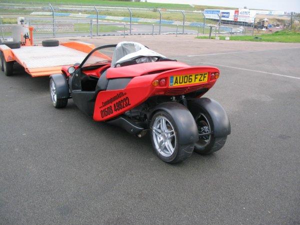 Secma Fun Runner 2005
