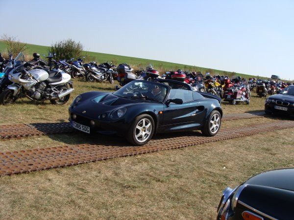 Lotus Elise S1 111S 1999