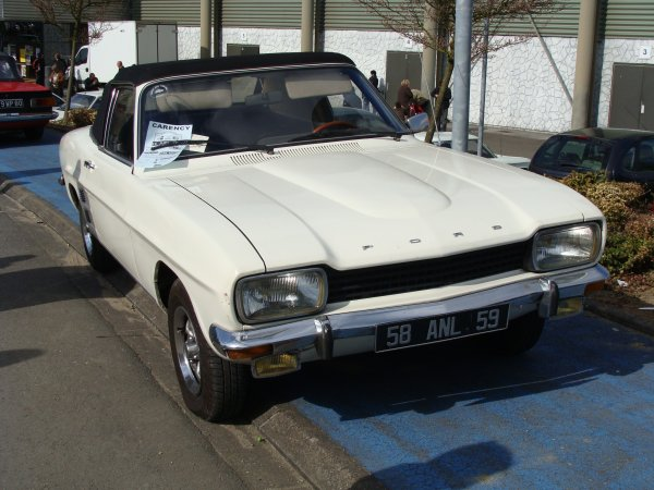 Ford Capri Crayford 1972