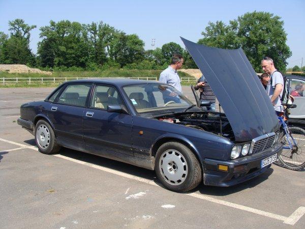 Jaguar XJ-R XJ 40 1991