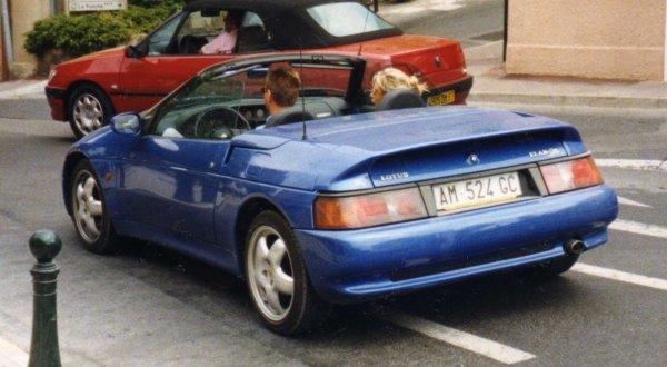 Lotus Elan M100 S2 1993