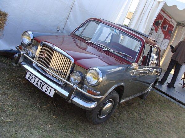 Vanden Plas 1300 MK 1 1963