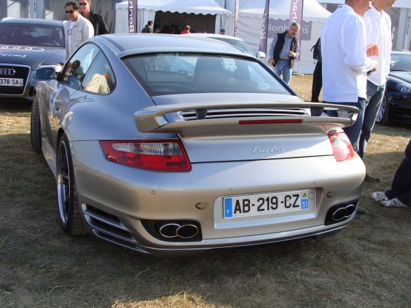 Porsche 997 Turbo Tech Art 2006