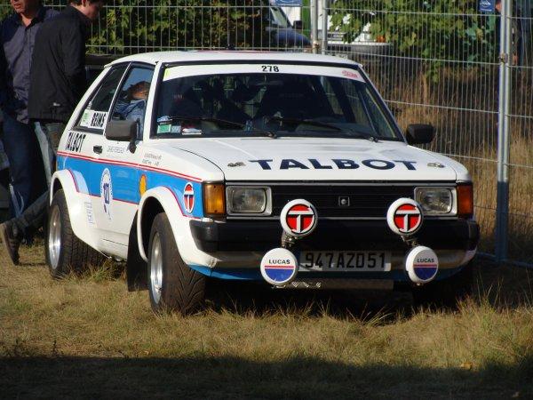 Talbot Sunbeam Lotus 1979