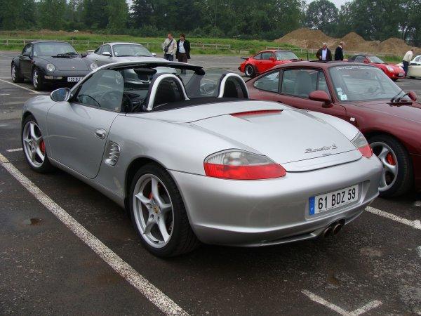 Porsche Boxster 986 S 2002