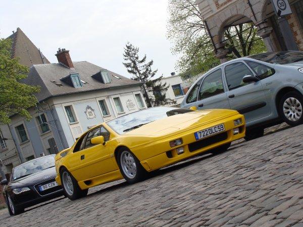 Lotus Esprit Turbo SE 1989