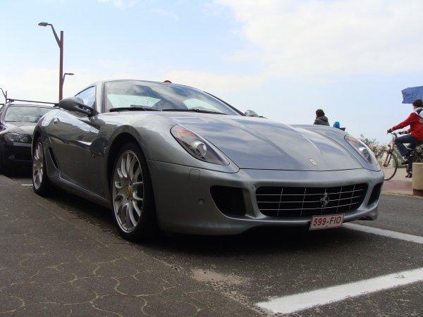 Ferrari 599 GTB Fiorano 2006