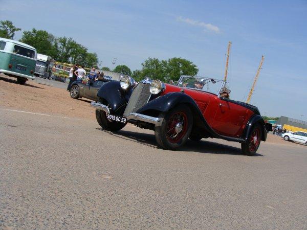 Talbot T10 Baby 1935