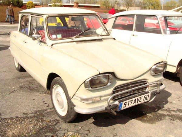 Citroën AMI 6 1968