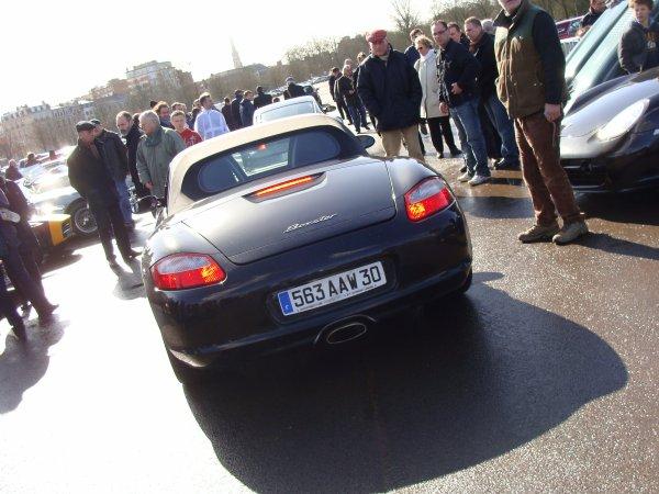 Porsche Boxster 987 2004