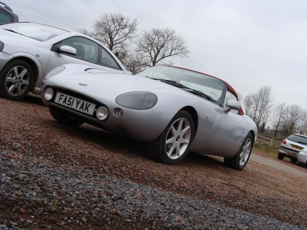 TVR Griffith 1991