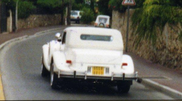 Excalibur Phaeton S4 1980