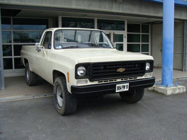 Chevrolet C10 1976
