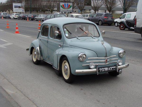 Renault 4 CV 1957