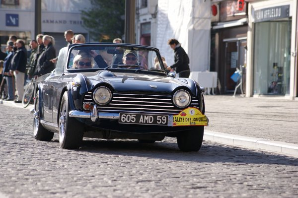 Triumph TR5 1967