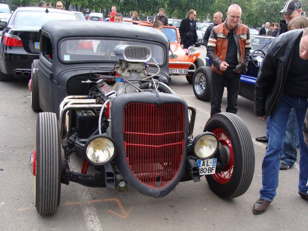 Ford V8-40 Hot-Rod