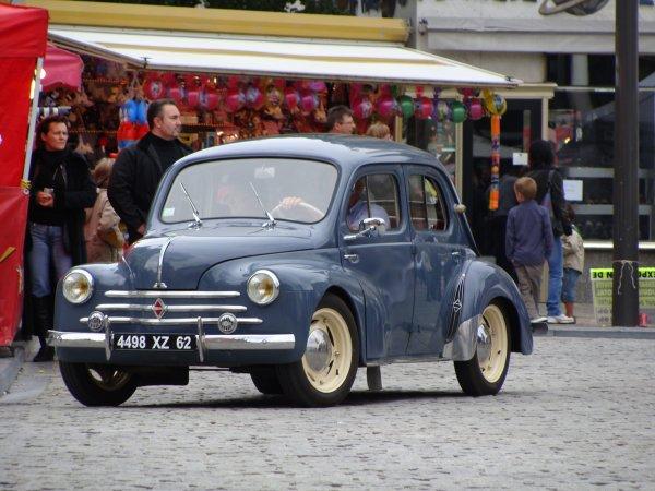 Renault 4 CV 1954