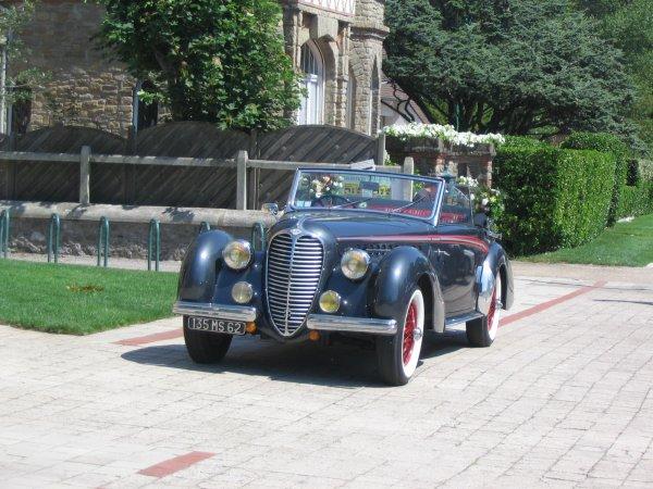 Delahaye 135 M Guilloré 1948