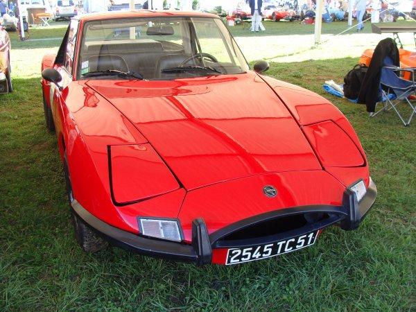Matra 530 LX 1970