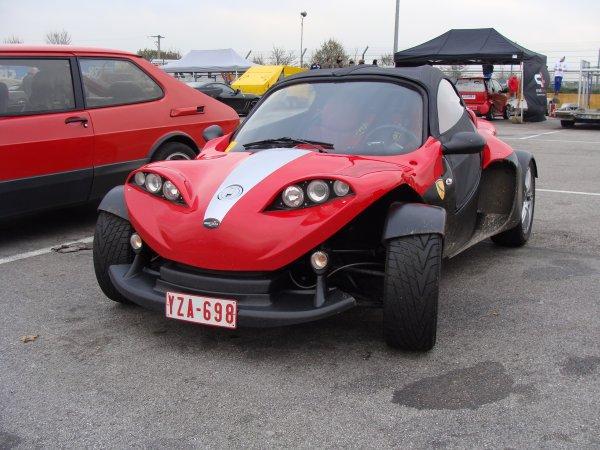 Secma F16 2008