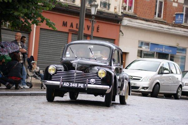 Renault 4 CV 1948
