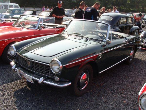 Fiat 1500 S 1963