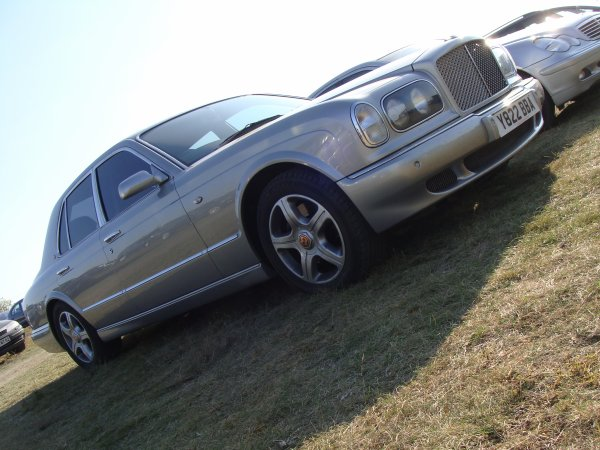 Bentley Arnage Red Label 1999