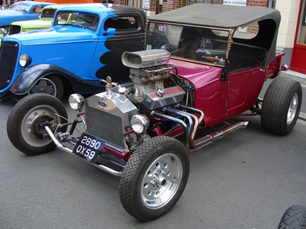 Ford T Hot-Rod