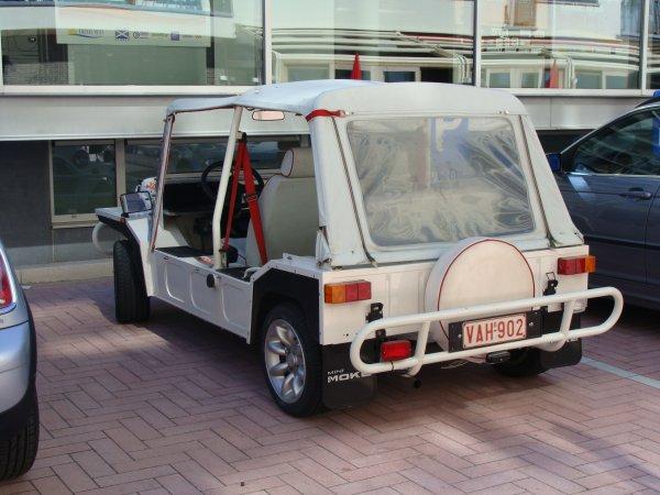 Mini Moke 1984