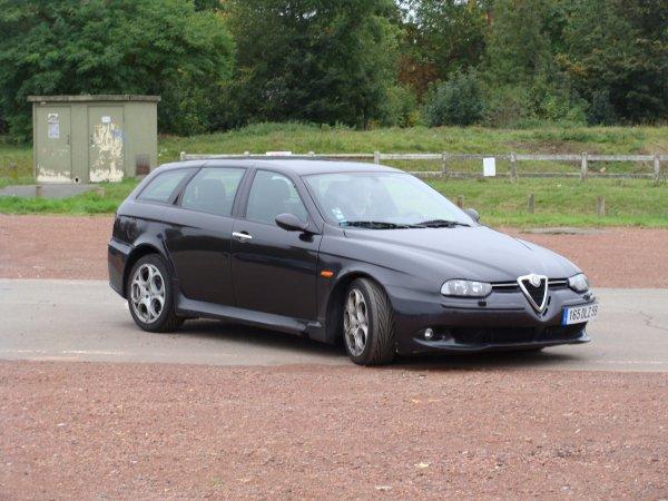 alfa romeo 156 gta sportwagon 2002 street cars. Black Bedroom Furniture Sets. Home Design Ideas