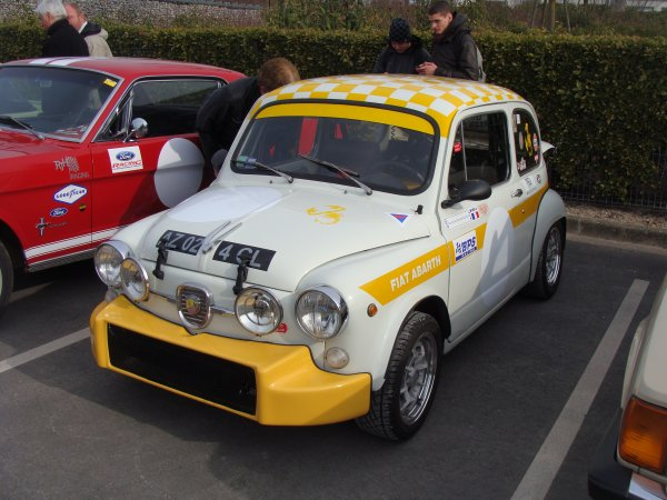 Fiat-Abarth 1000 TC