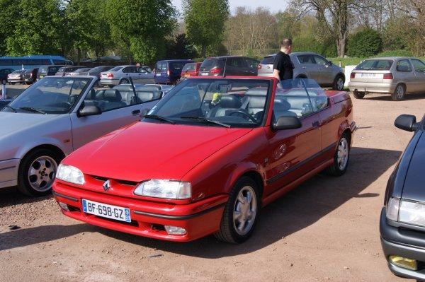 Renault 19 Cabriolet RSI 1992